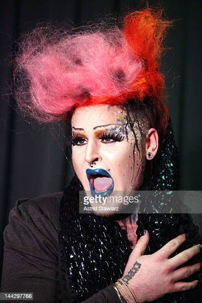 Azalea performs during A SINsational Make Up Extravaganza Benefitting AIDS Walk New York at Splash Bar on May 13, 2012 in New York City.