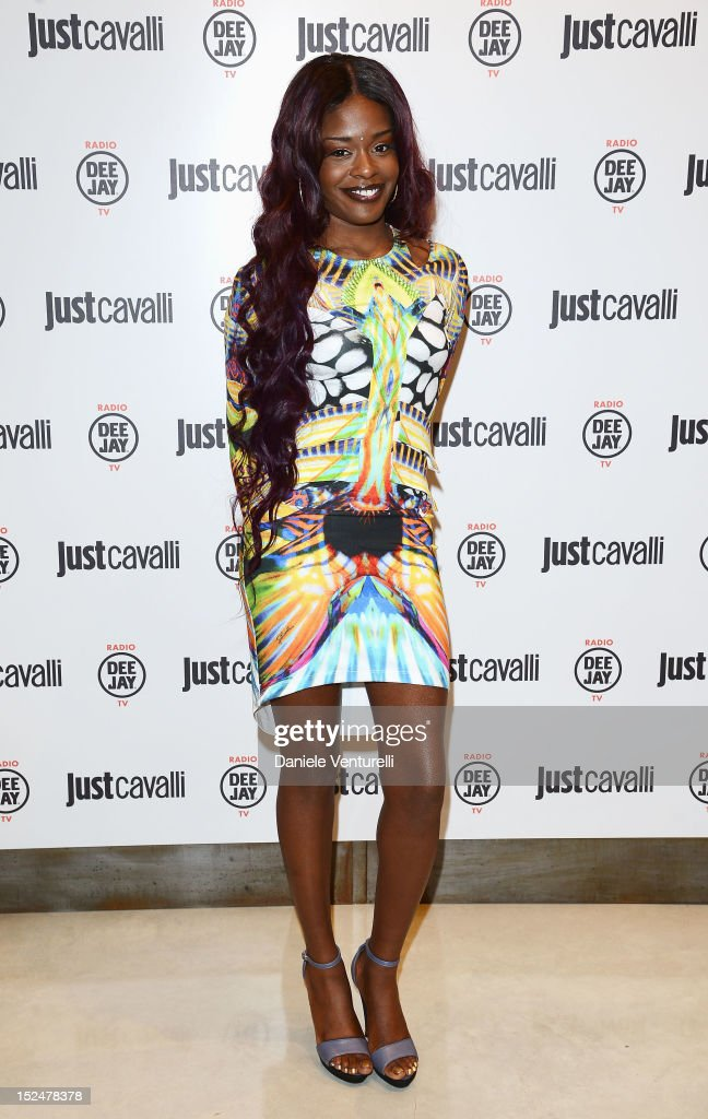The New Just Cavalli Boutique Opening Party