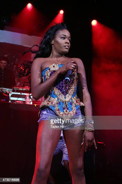 Azealia Banks performs at Irving Plaza on May 11 2015 in New York City