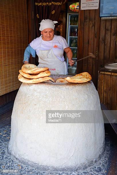 azerbaijani bakery - baku stock pictures, royalty-free photos & images