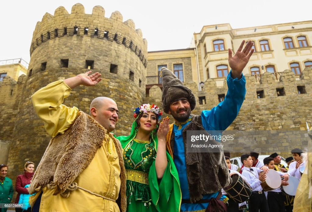 Newroz celebrations in Baku