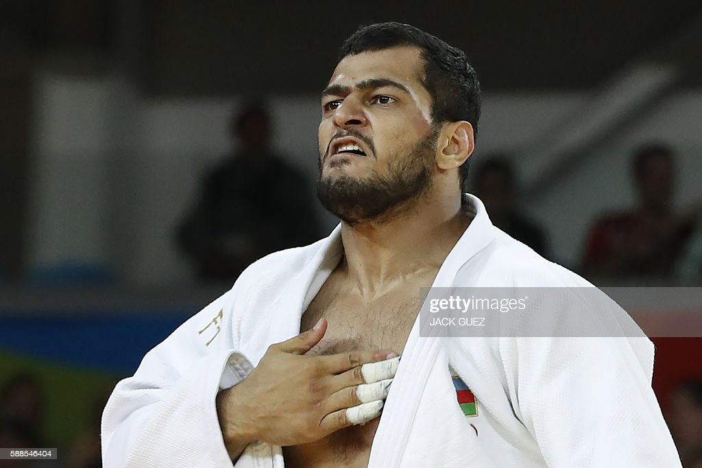 JUDO-OLY-2016-RIO-MEN--100KG : News Photo