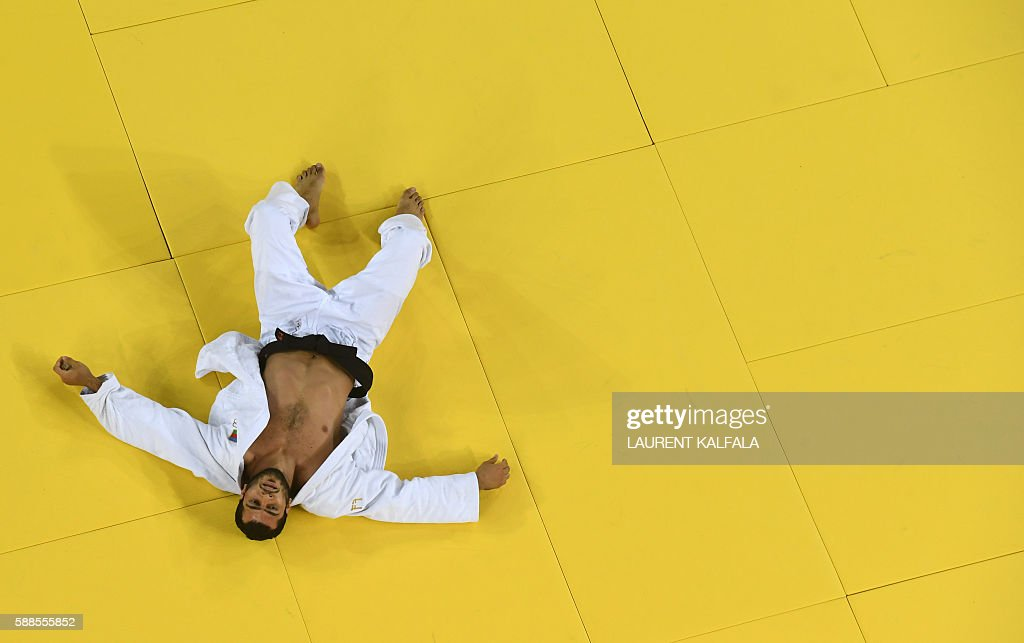 JUDO-OLY-2016-RIO-MEN--100KG : ニュース写真