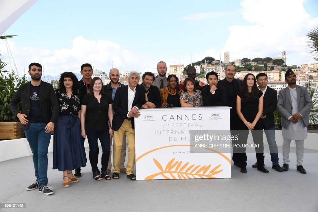FRA: L'Atelier Des Realisateurs Photocall - The 71st Annual Cannes Film Festival