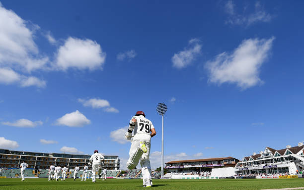 GBR: Somerset v Warwickshire - Specsavers County Championship - Day One