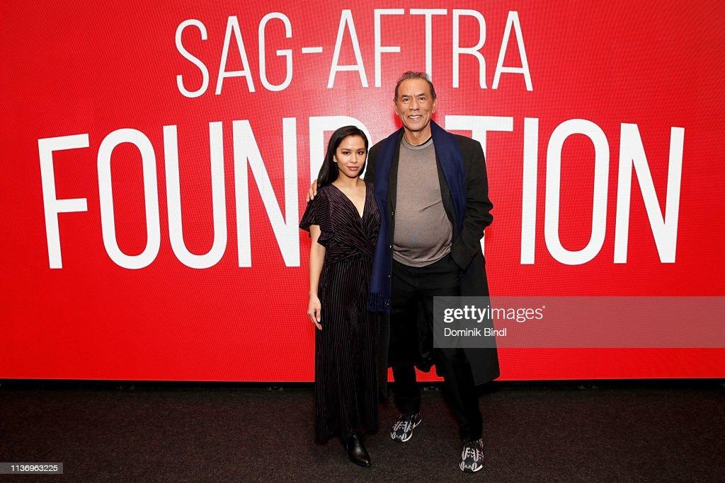 NY: SAG-AFTRA Foundation Conversations: Wes Studi