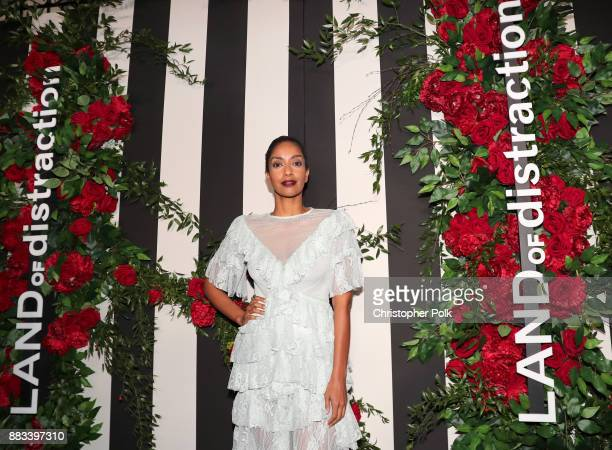 Azie Tesfai attends the LAND of distraction Launch Event at Chateau Marmont on November 30 2017 in Los Angeles California