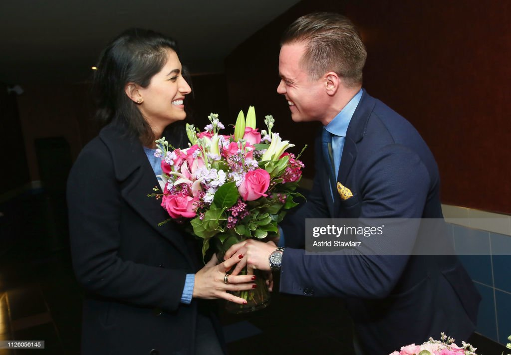 Isn't It Romantic VIP Screening Powered By 1-800-Flowers : News Photo