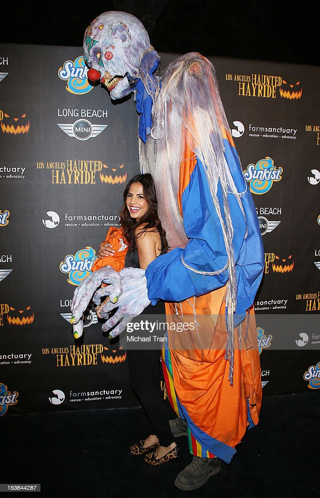"4th Annual Los Angeles Haunted Hayride - ""The Congregation"" - Arrivals"