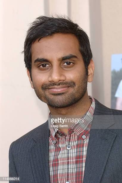 """Aziz Ansari attends """"Parks And Recreation"""" EMMY Screening at Leonard Goldenson Theatre on May 23, 2011 in Hollywood, California."""