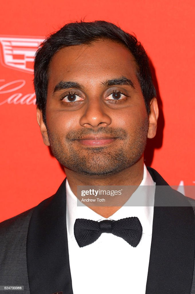 Aziz Ansari attends the 2016 Time 100 Gala at Frederick P. Rose Hall, Jazz at Lincoln Center on April 26, 2016 in New York City.