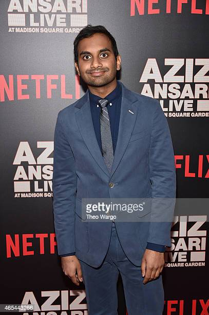 Should I Watch Aziz Ansari Live At Madison Square Garden On Netflix