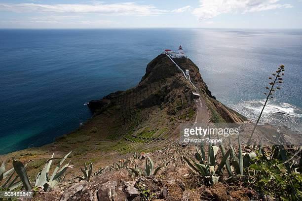Azores lighthouse, Maia, Santa Maria, Azores, Portugal