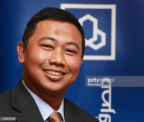 Azrulnizam Abdul Aziz chief executive officer of Al Rajhi Bank poses for a photograph in Kuala Lumpur Malaysia on Wednesday April 18 2012 Saudi...