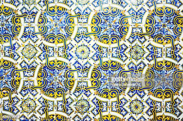 azulejos, portugal - portuguese culture stock pictures, royalty-free photos & images