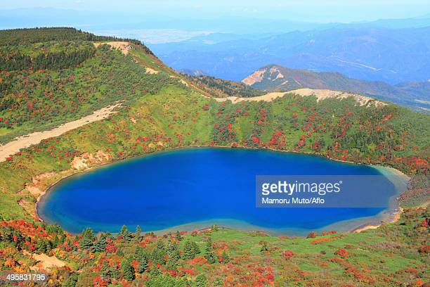 azuma plateau, fukushima prefecture, japan - land feature stock pictures, royalty-free photos & images