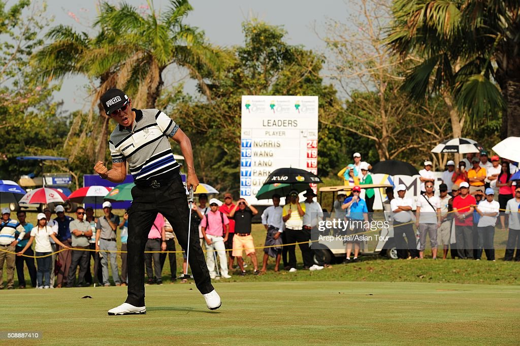 Leopalace21 Myanmar Open - Round Four : News Photo