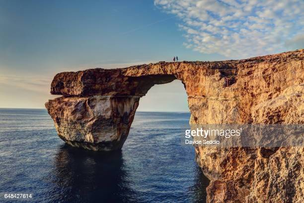 Azure Window, natural arch in Gozo