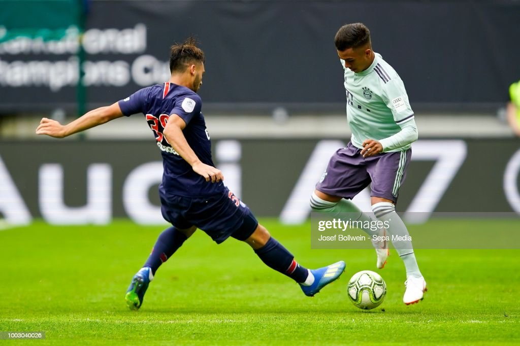 Bayern Muenchen v Paris St. Germain - AUDI Football Summit