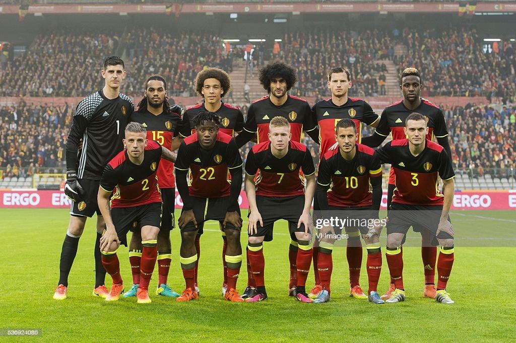 "International Friendly - ""Belgium v Finland"" : News Photo"