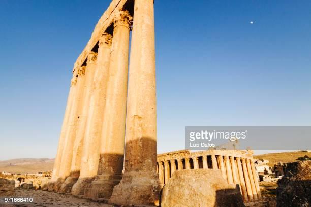 Baalbek, Temples of Jupiter and Bacchus
