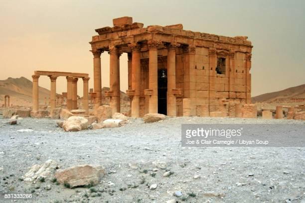 Baalshamin Temple, Palmyra, Syria