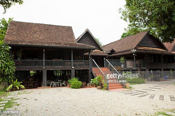 Baan Sao Nak is old teak house built in Lanna style with 116 pillars, believed to have been constructed in 1895. This wooden teak house is a...