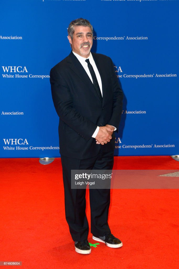 Baba Booey attends the 2017 White House Correspondents' Association Dinner at Washington Hilton on April 29, 2017 in Washington, DC.