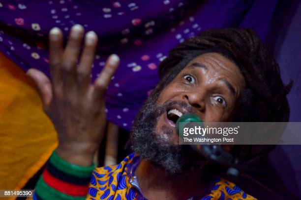 Baba Ras the premiere child entertainer in DC these days performs at BloomBars on Thursday November 9 in Washington DC Baba Ras is the premiere child...