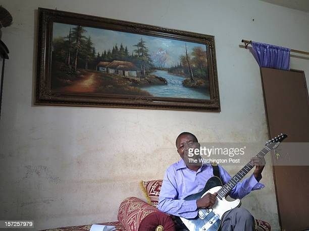 Baba Salah one of northern Mali's most well known musicians at his home in Bamako He has helped many musicians who have fled from the north Hundreds...