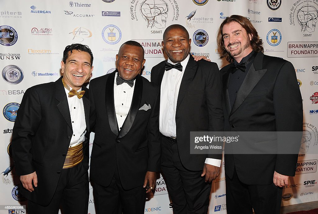 Society For Brain Mapping And Therapeutics (SMBT) 12th Annual World Congress Black Tie Gala - Red Carpet : Foto jornalística
