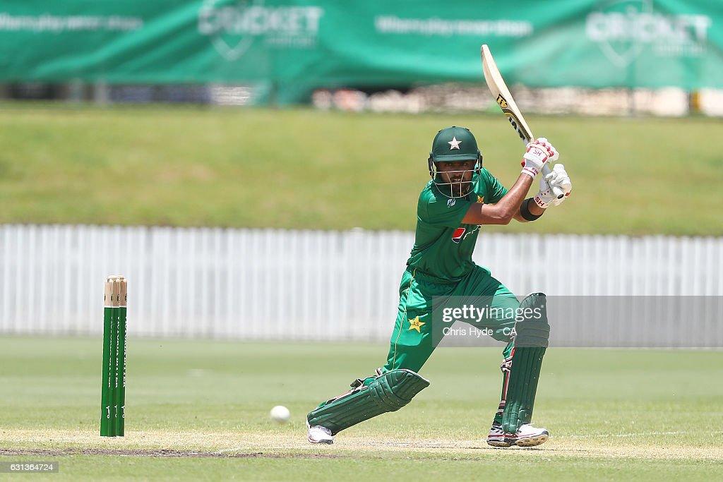 Cricket Australia XI v Pakistan : News Photo
