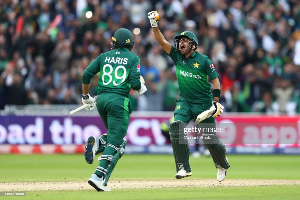 New Zealand v Pakistan - ICC Cricket World Cup 2019 : News Photo