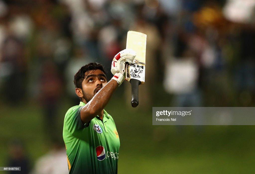 Pakistan v Sri Lanka - ODI : News Photo