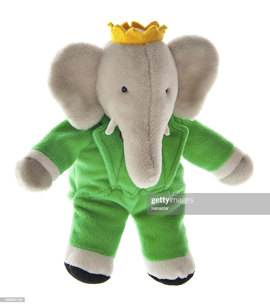 Babar The Worlds Most Popular Elephant Stock Photo Getty Images