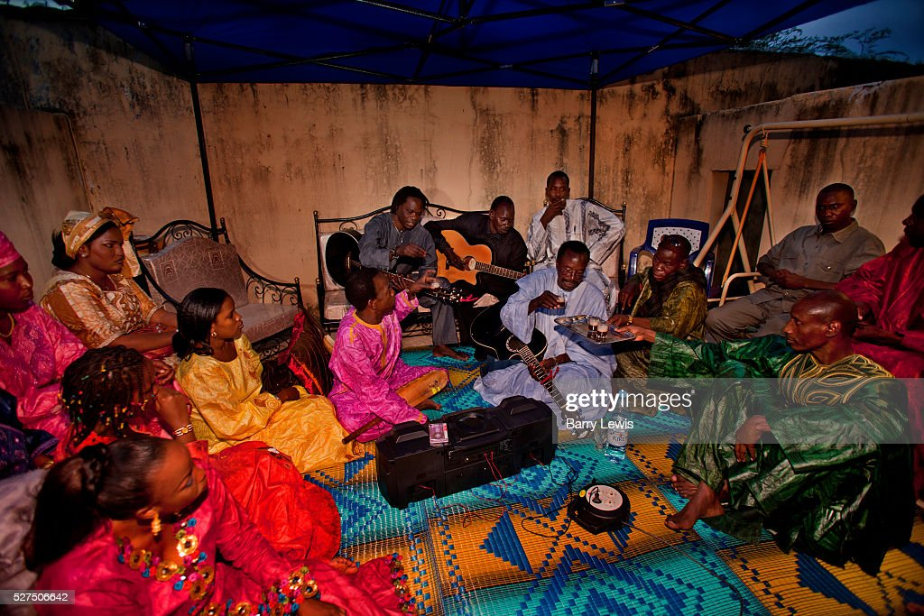 Senegal - Toubab Dialaw - Babba Maal : News Photo