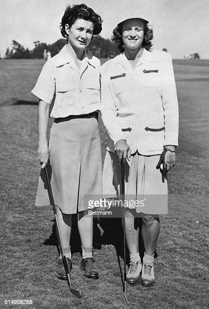 Babe Didrikson Zaharias stood virtually alone among the women golfers today following her 15th consecutive tournament victory since she won the...