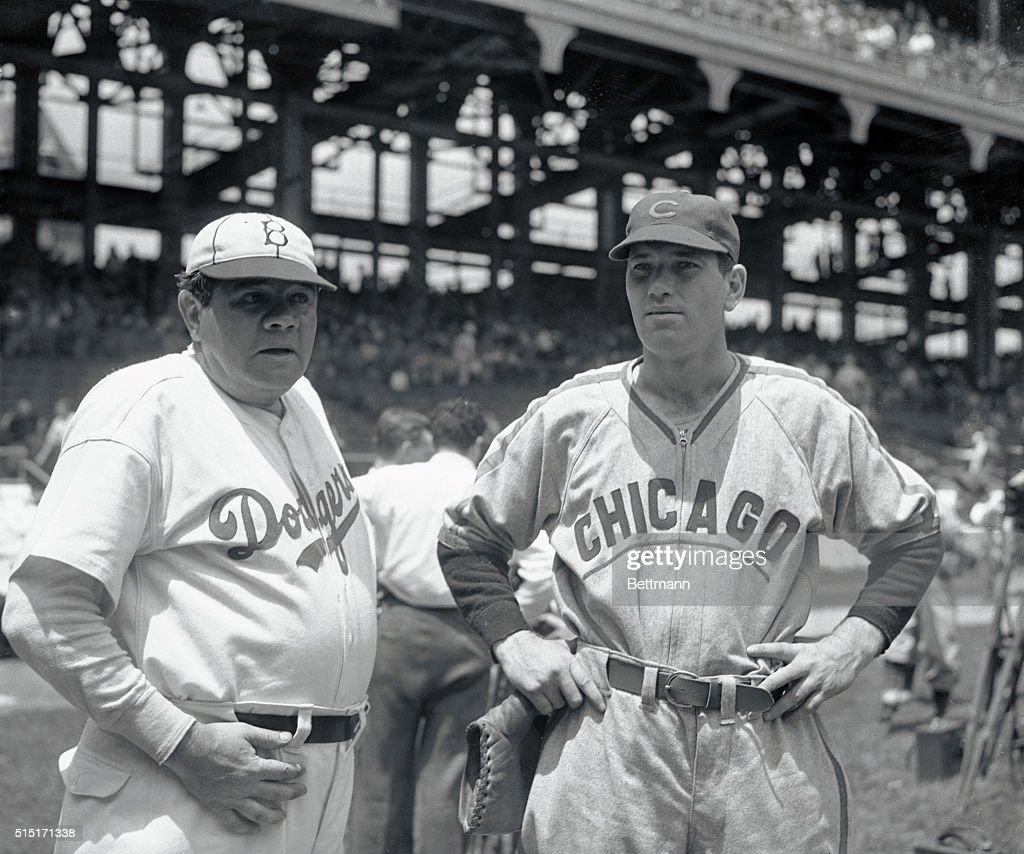 Babe Ruth, former Sultan of Sw...