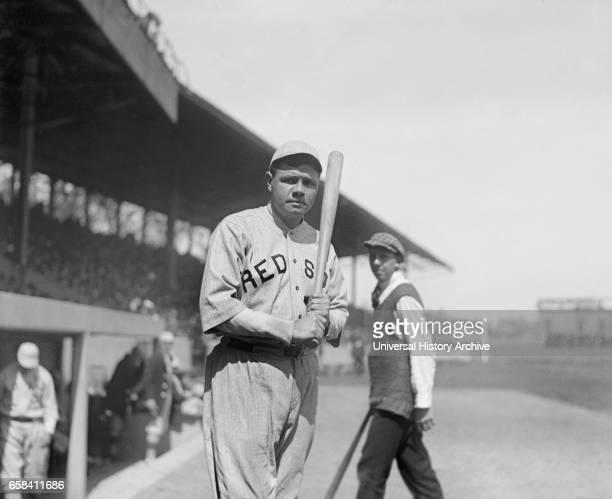 Babe Ruth Major League Baseball Player Boston Red Sox Portrait National Photo Company 1919
