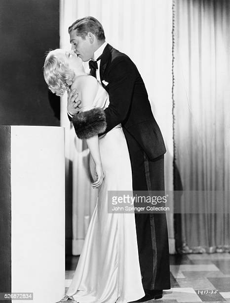 Babe Stewart and Connie Randall embrace in a scene from No Man of Her Own