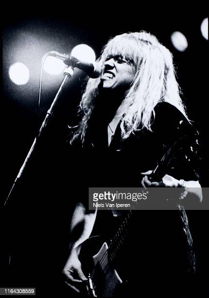 Babes in Toyland performing on stage Melkweg Amsterdam Netherlands 16th September 1992
