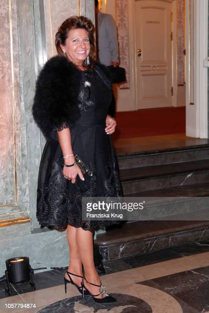 Babette Albrecht during the 21st Busche Gala at Staatsoper on November 5 2018 in Berlin Germany