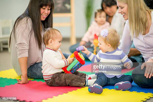 Babies and Mothers in Daycare