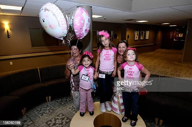 JERSEY Babies Bubbles and Bubbies Episode 204 Pictured Grandmother Milania Giudice Gia Giudice grandmother Gabriella Giudice