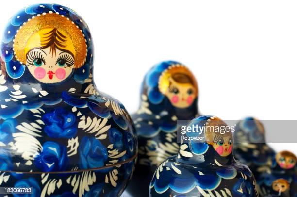 Babushka nesting dolls