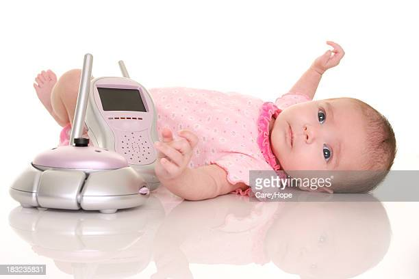 baby and monitor