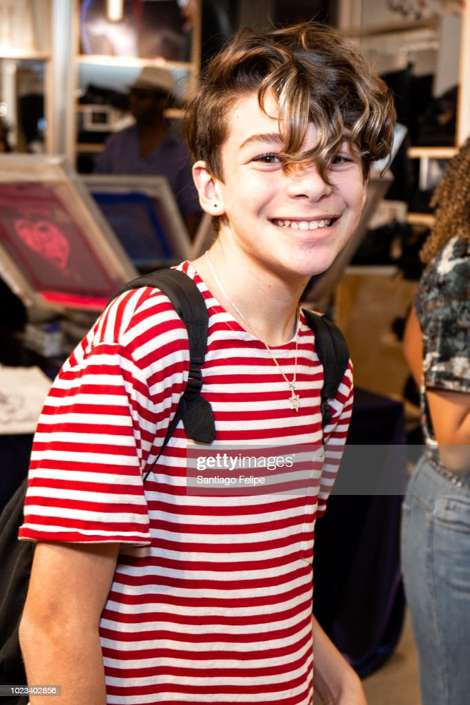 Baby Ariel S Younger Brother King Jacob Attends Daniel Skye And Baby