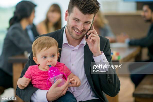 baby at work - social inequality stock pictures, royalty-free photos & images