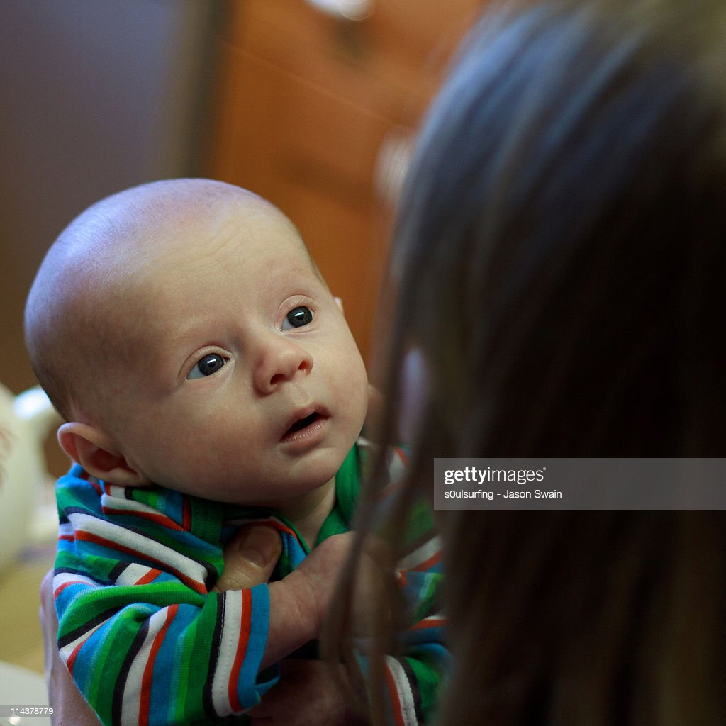 Baby boy : Stock Photo