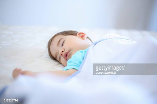 baby boy sleeping - dusan stankovic stock pictures, royalty-free photos & images